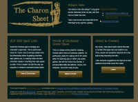 The homepage after the early 2012 redesign.