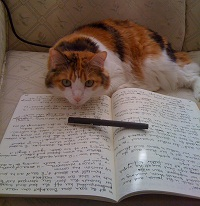 Jackie helped me write!