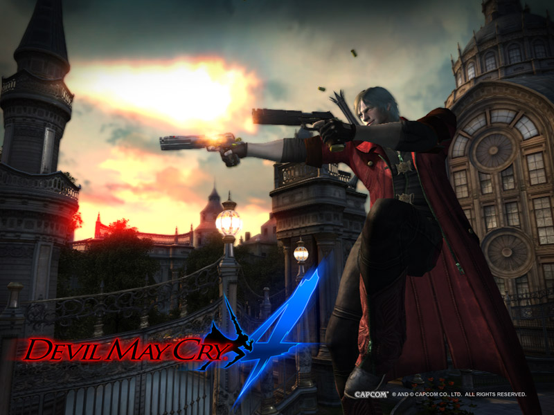 Some promo picture from Devil May Cry 4.